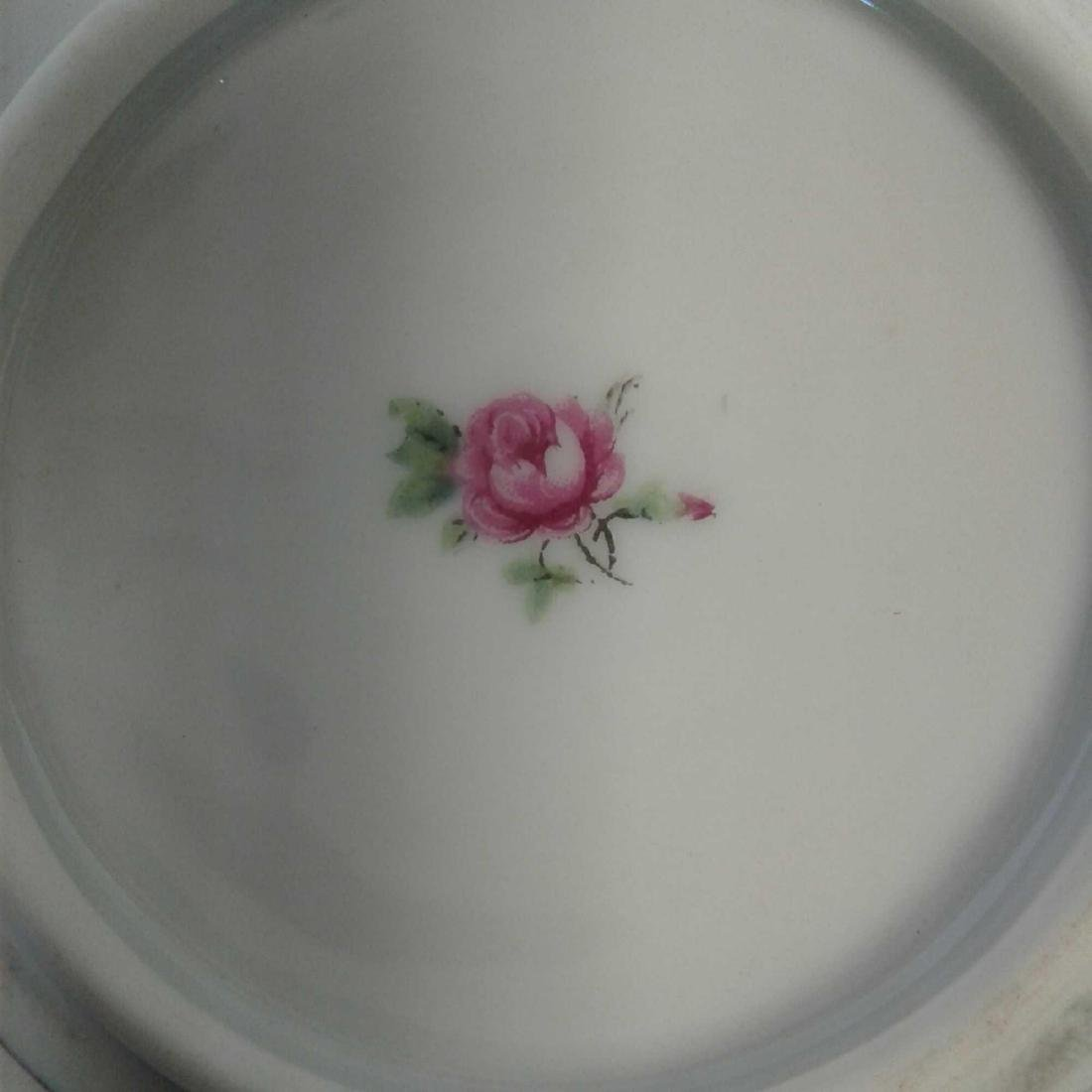 Small Limoges Trinket with Lid - 6