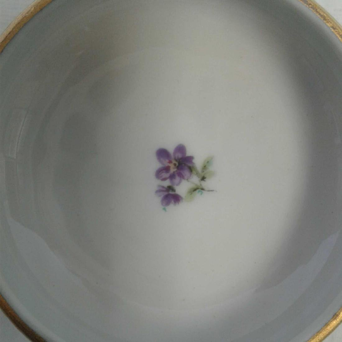 Small Limoges Trinket with Lid - 7