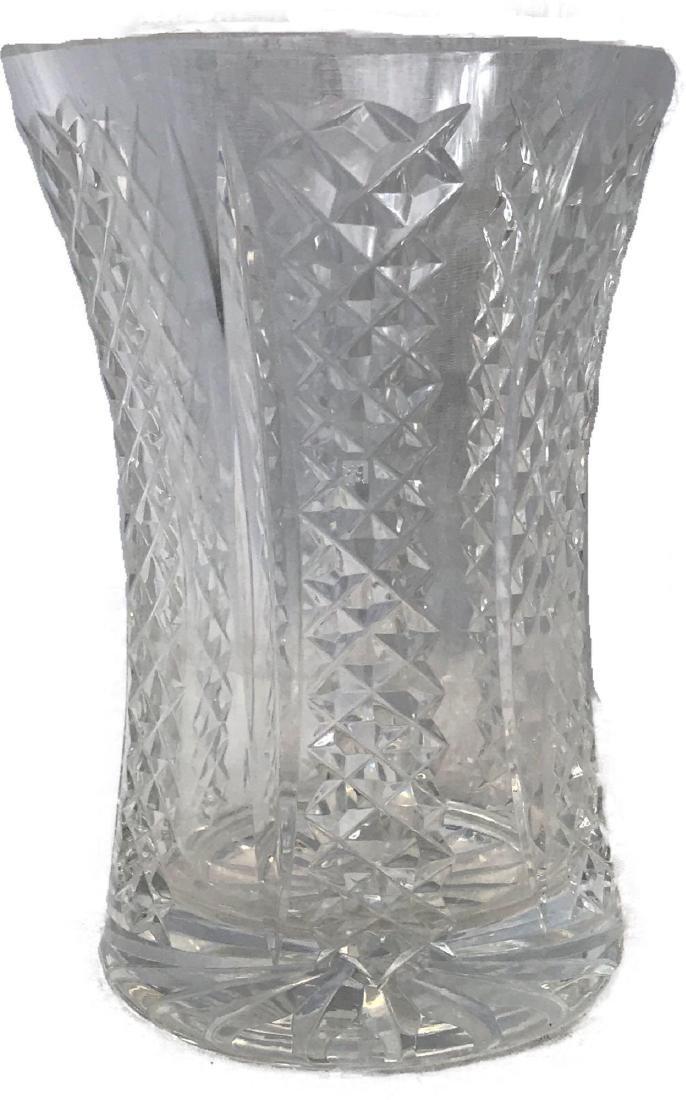 Vintage Waterford Crystal Vase