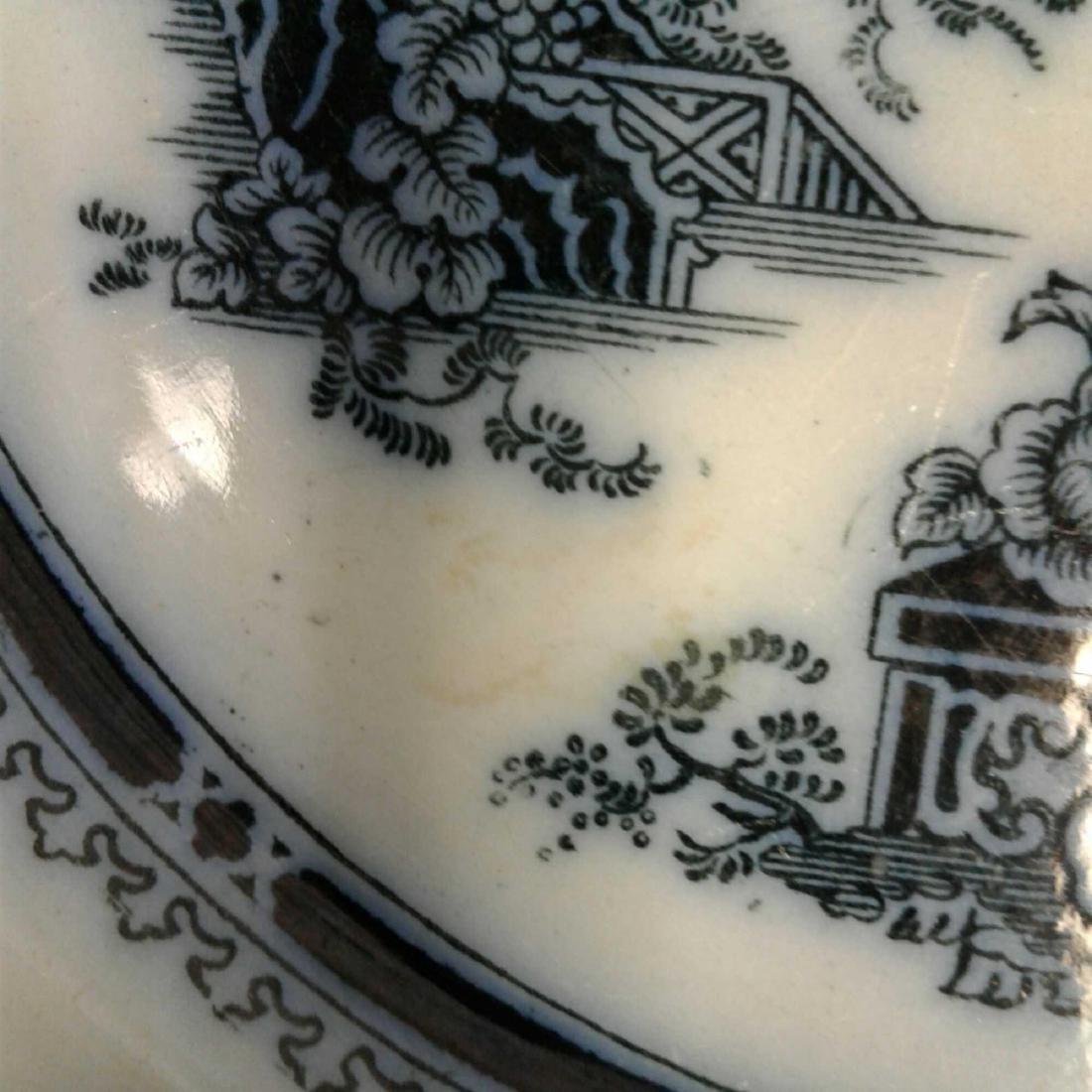 W Adams & Sons Decorative Plate - 9