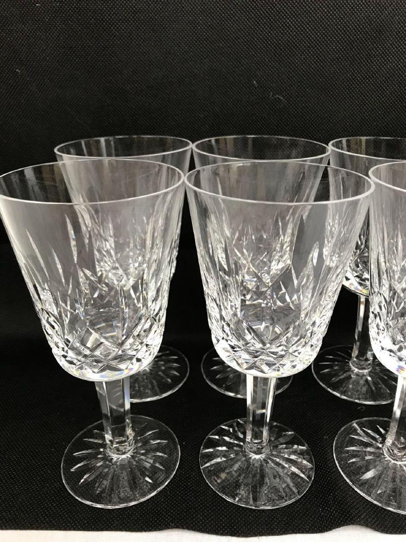 8 Waterford Glass Lismore Collection - 3