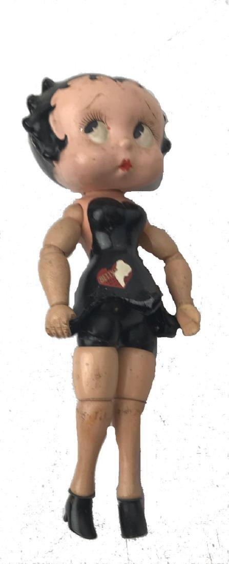 Vintage Black Betty Boop Doll