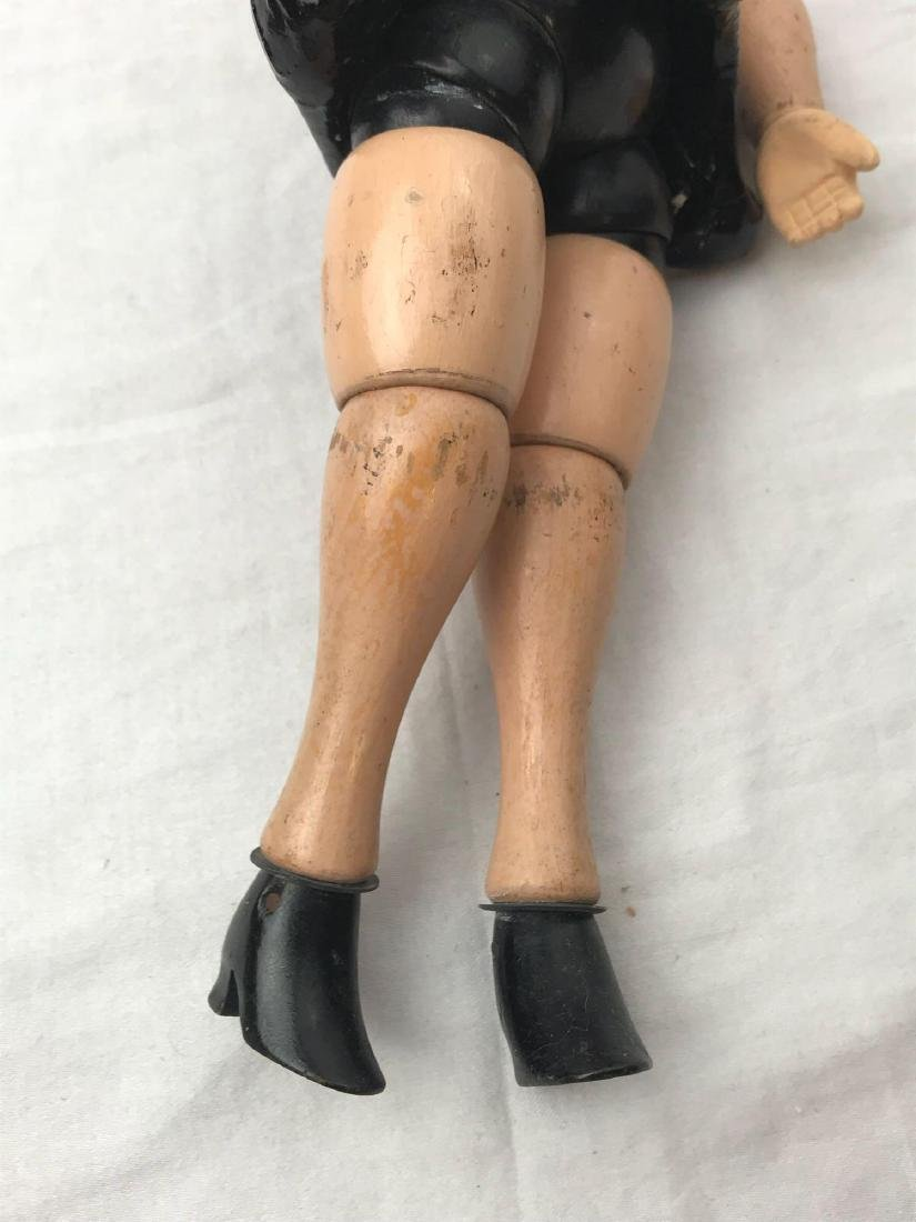 Vintage Black Betty Boop Doll - 6