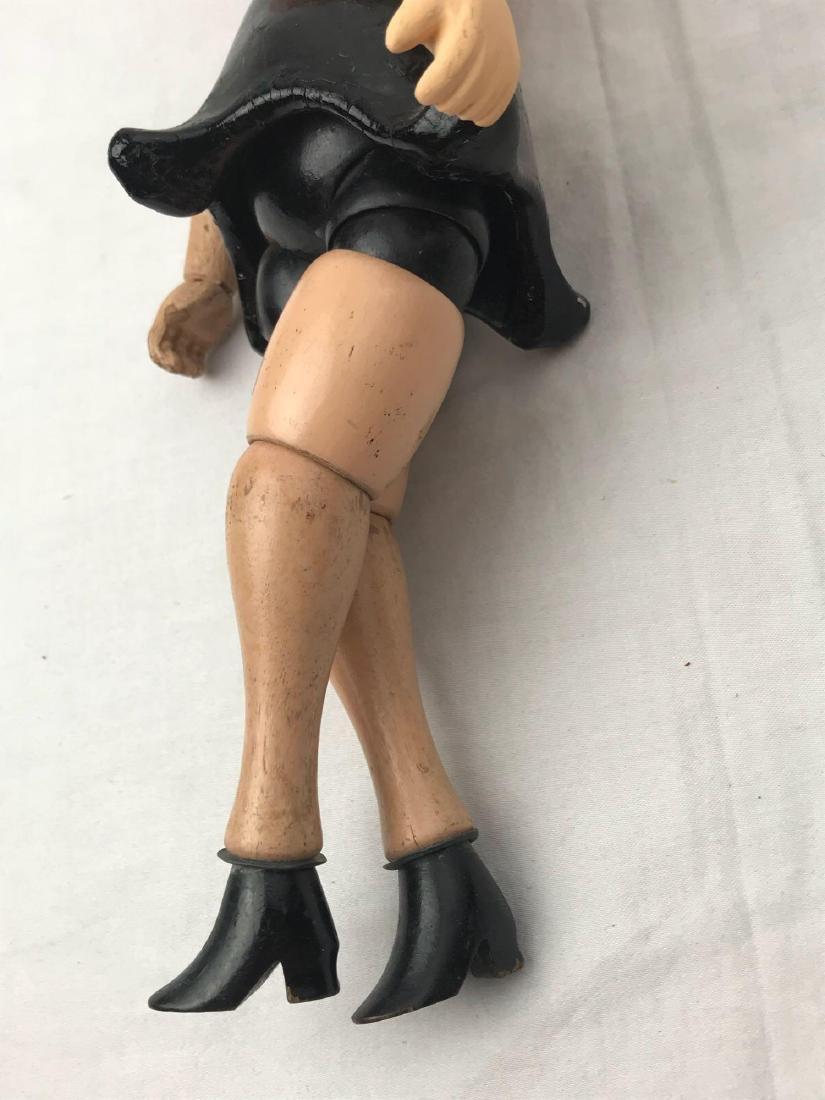 Vintage Black Betty Boop Doll - 9