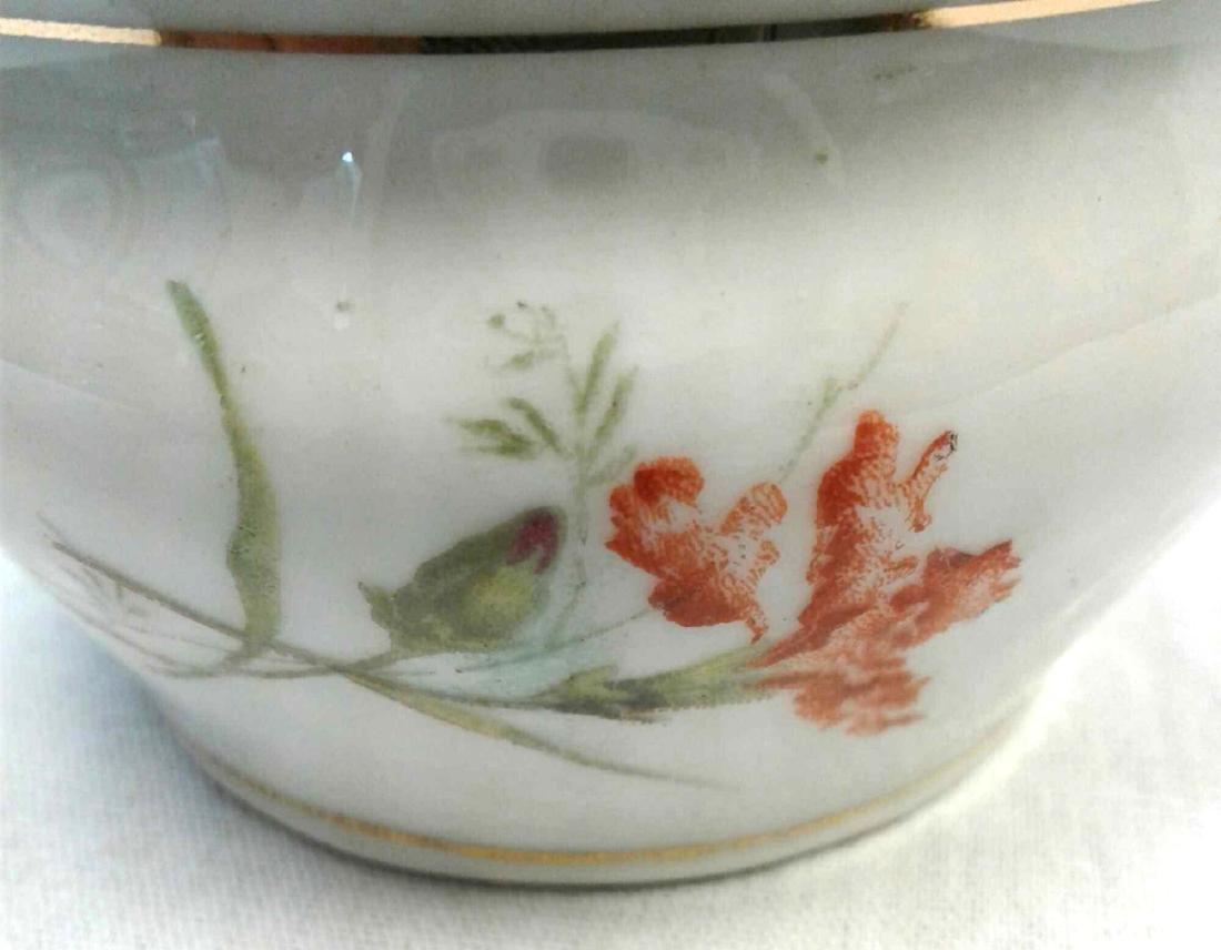 KPM Porcelain Lidded Trinket Dish - 3