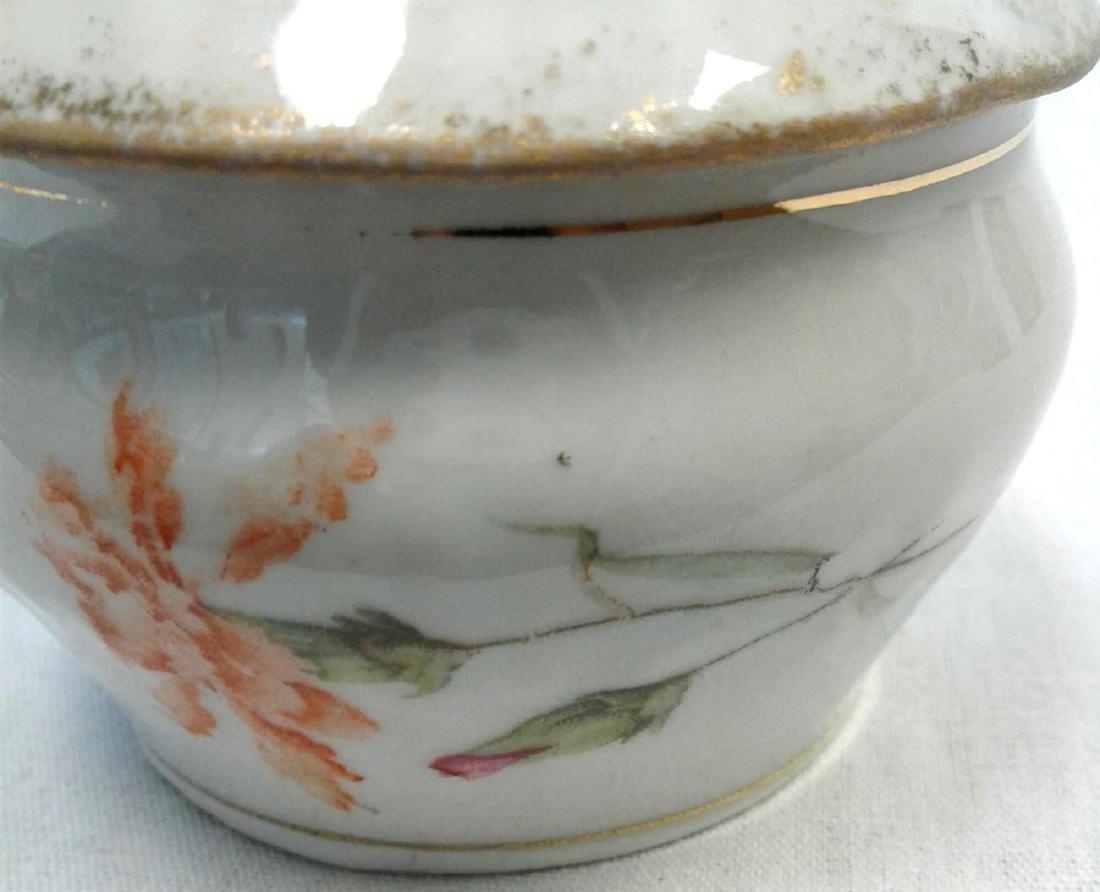 KPM Porcelain Lidded Trinket Dish - 4