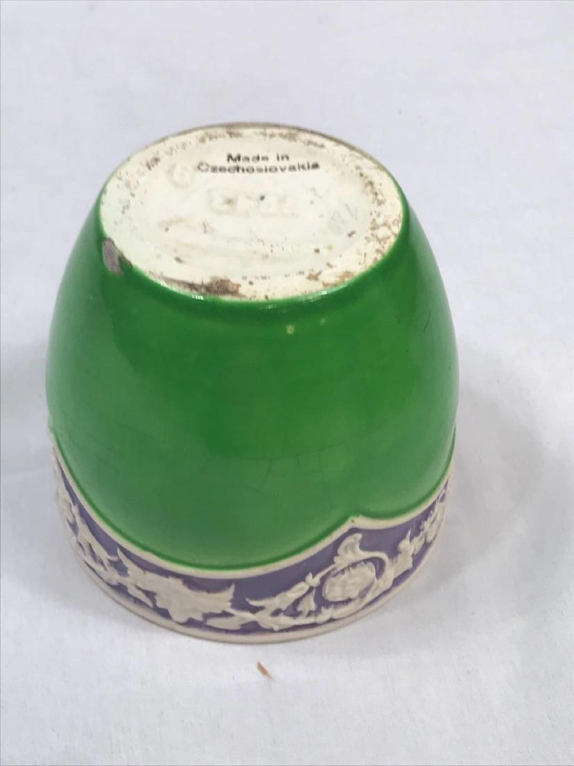 Glazed Pottery Bowl - 10