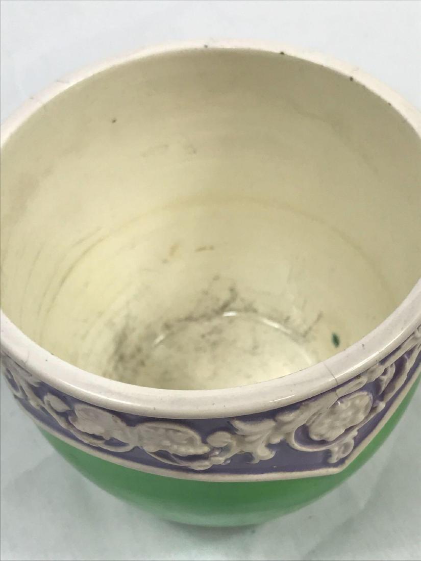 Glazed Pottery Bowl - 6