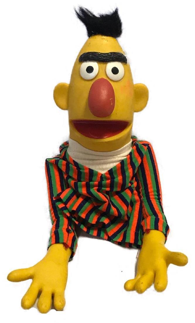 Bert from Sesame Street Muppets