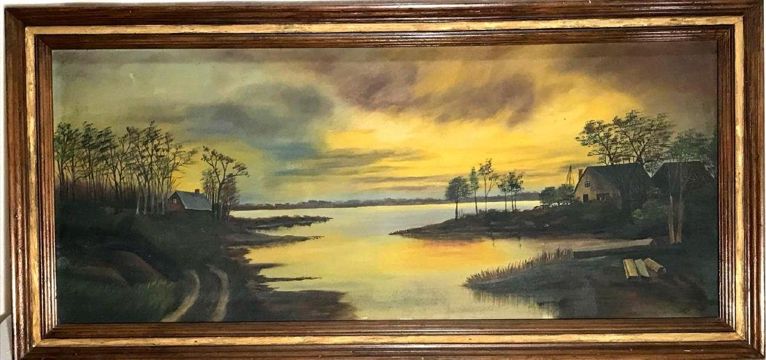 Original Signed Art Painting