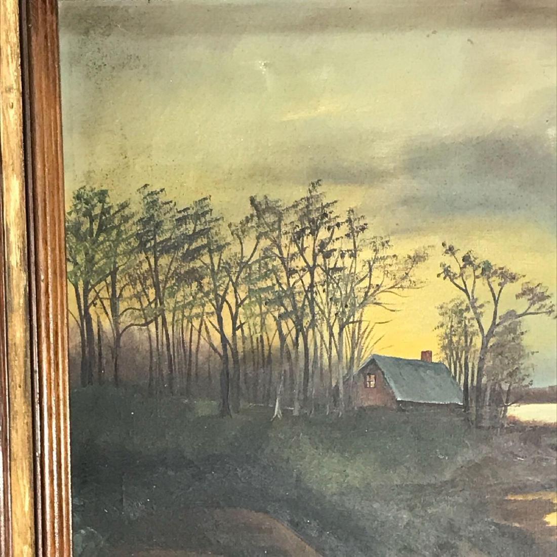 Original Signed Art Painting - 3