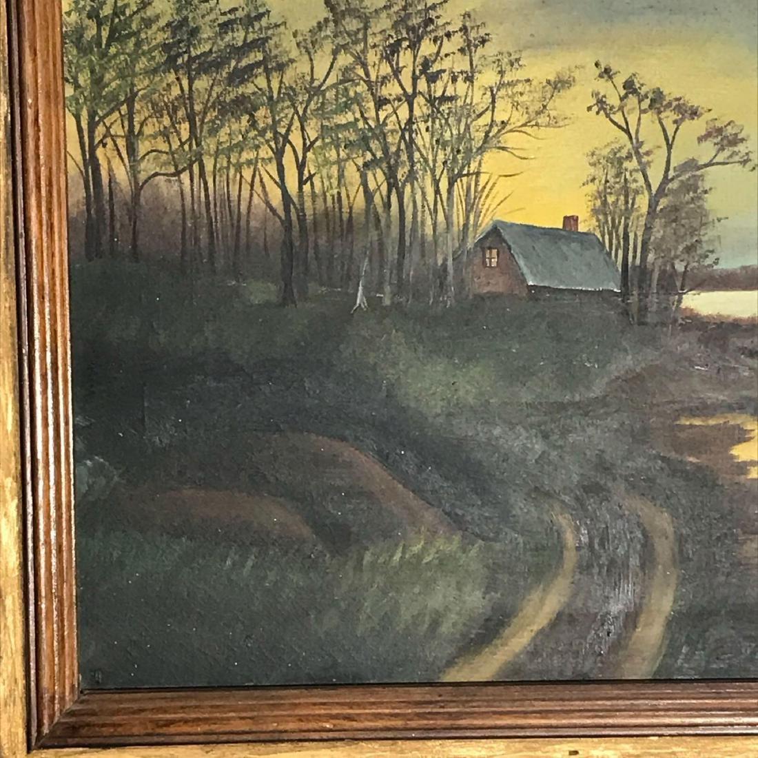 Original Signed Art Painting - 4