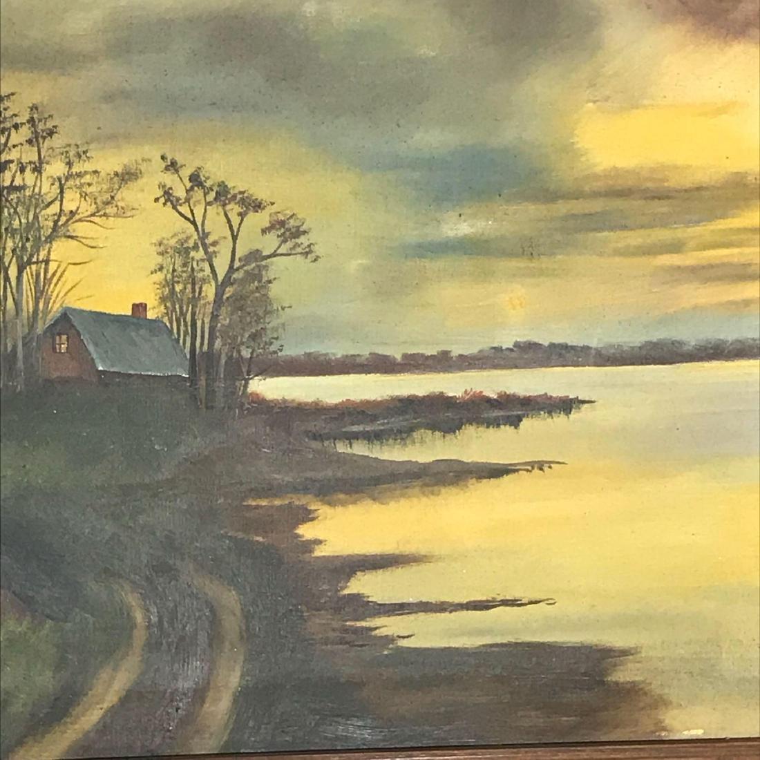 Original Signed Art Painting - 5