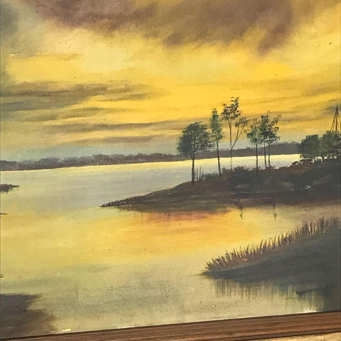 Original Signed Art Painting - 6