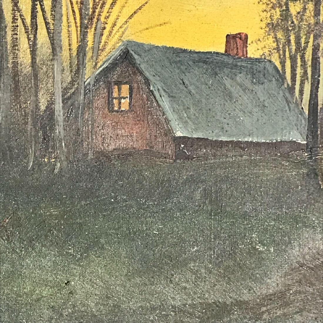 Original Signed Art Painting - 7