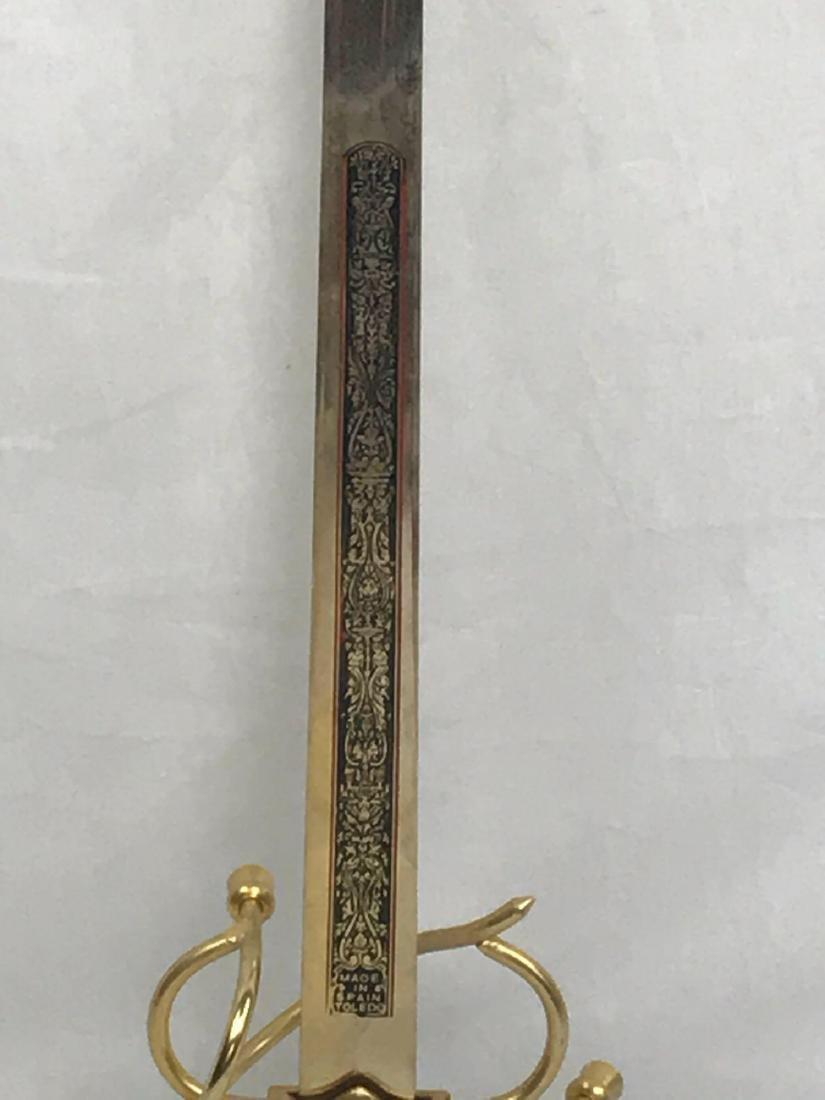 Colada Sword of El Cid by Marto - 5