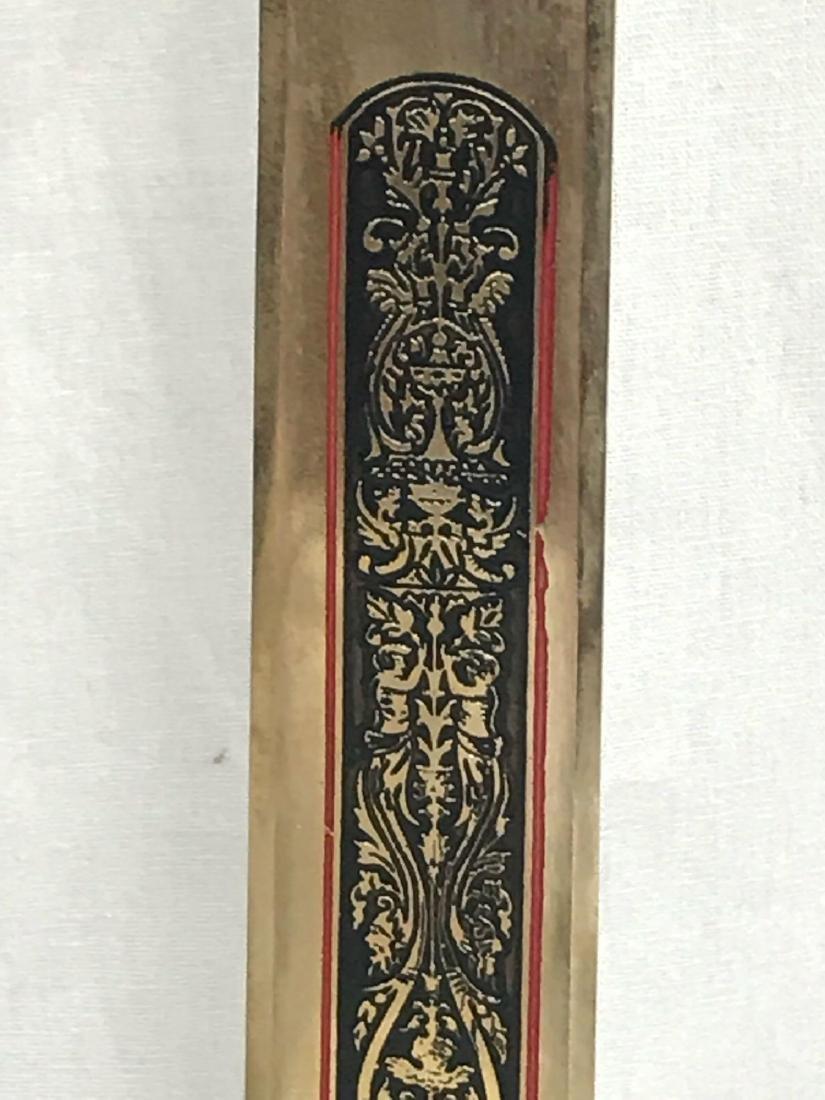 Colada Sword of El Cid by Marto - 7