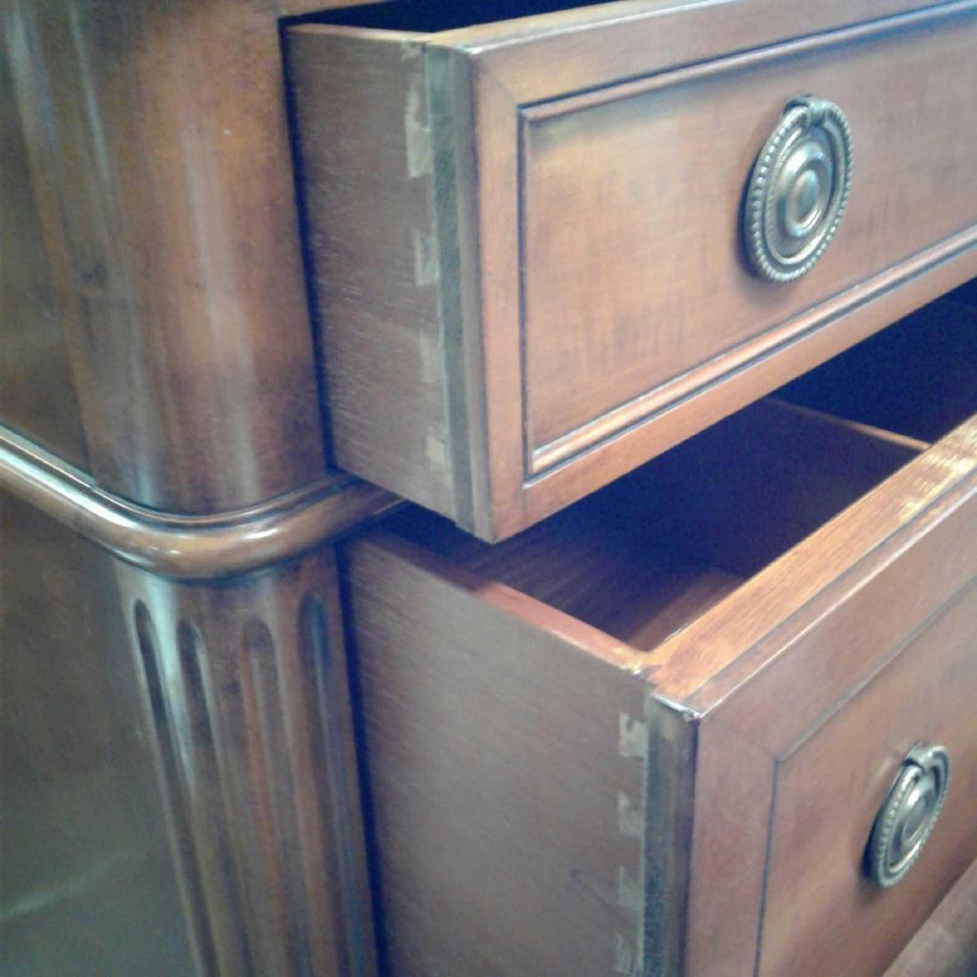 Antique John Widdicomb Company Highboy Chest of Drawers - 10
