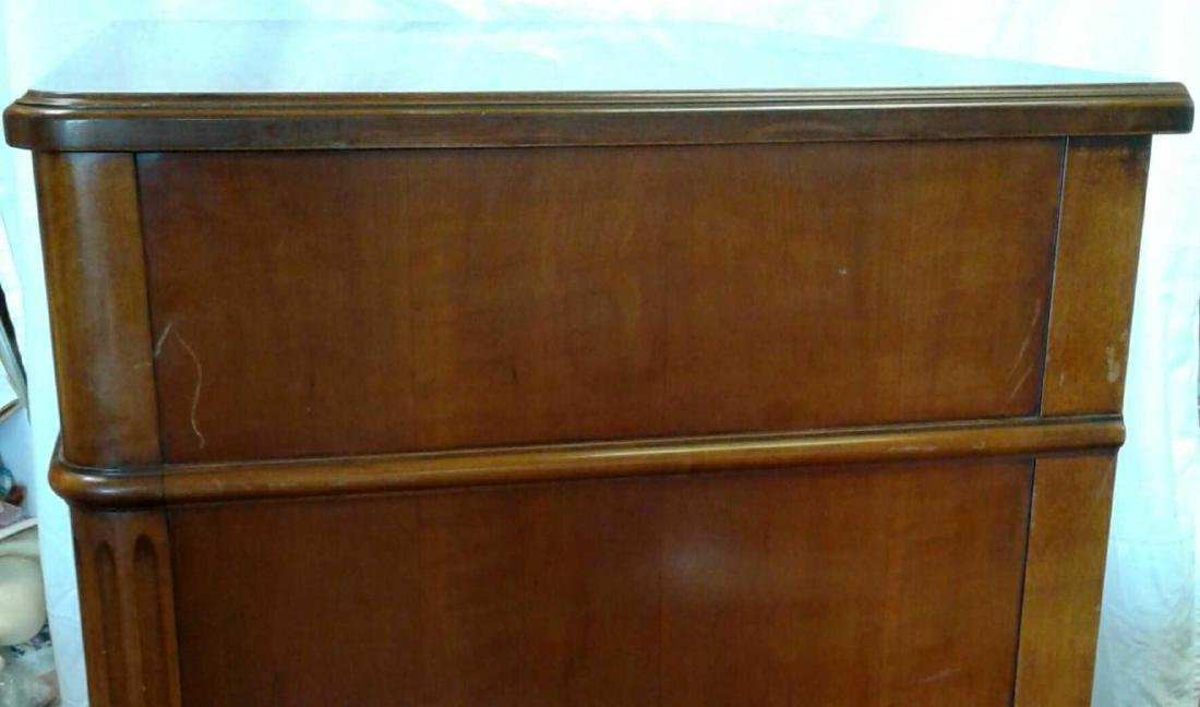 Antique John Widdicomb Company Highboy Chest of Drawers - 6