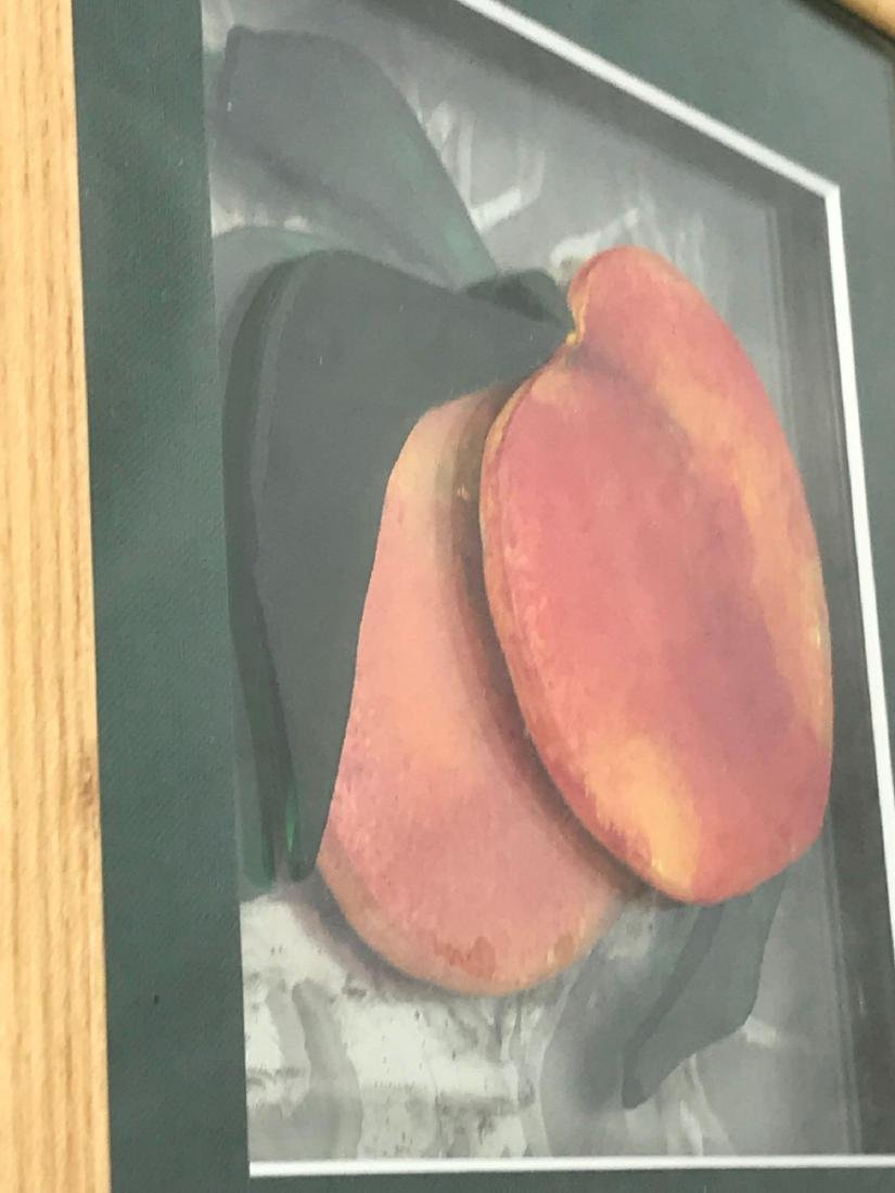 Original Glass Art, Peaches by Karen M van Beest - 5