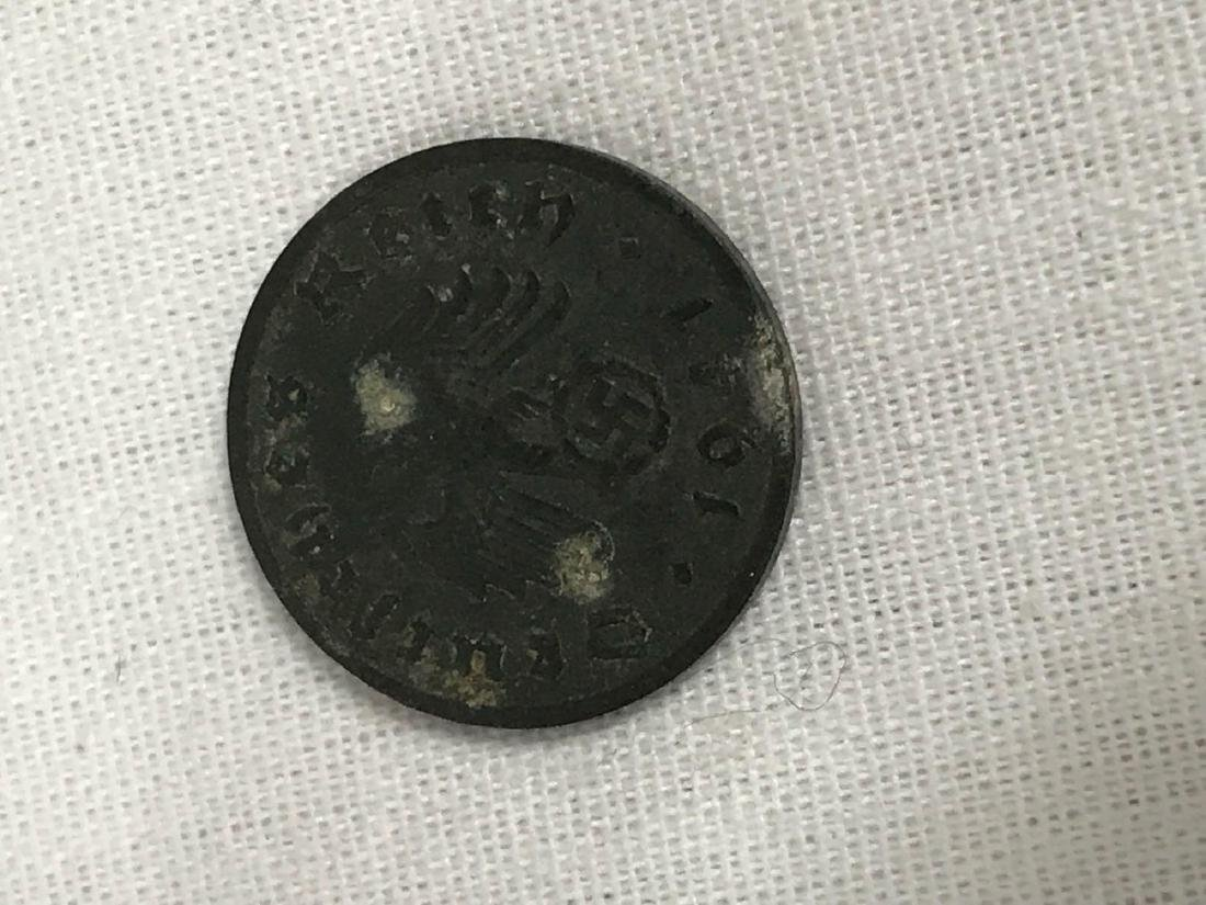 Two German Coins, One Pre WWI, One WWII Period - 10