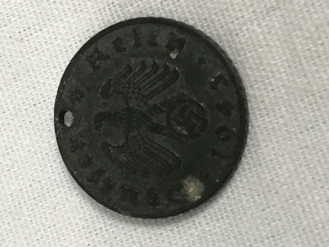 Two German Coins, One Pre WWI, One WWII Period - 6