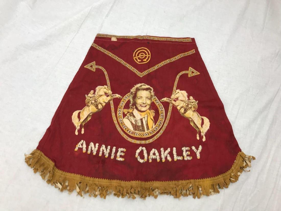 1950's Annie Oakley Costume Skirt - 3