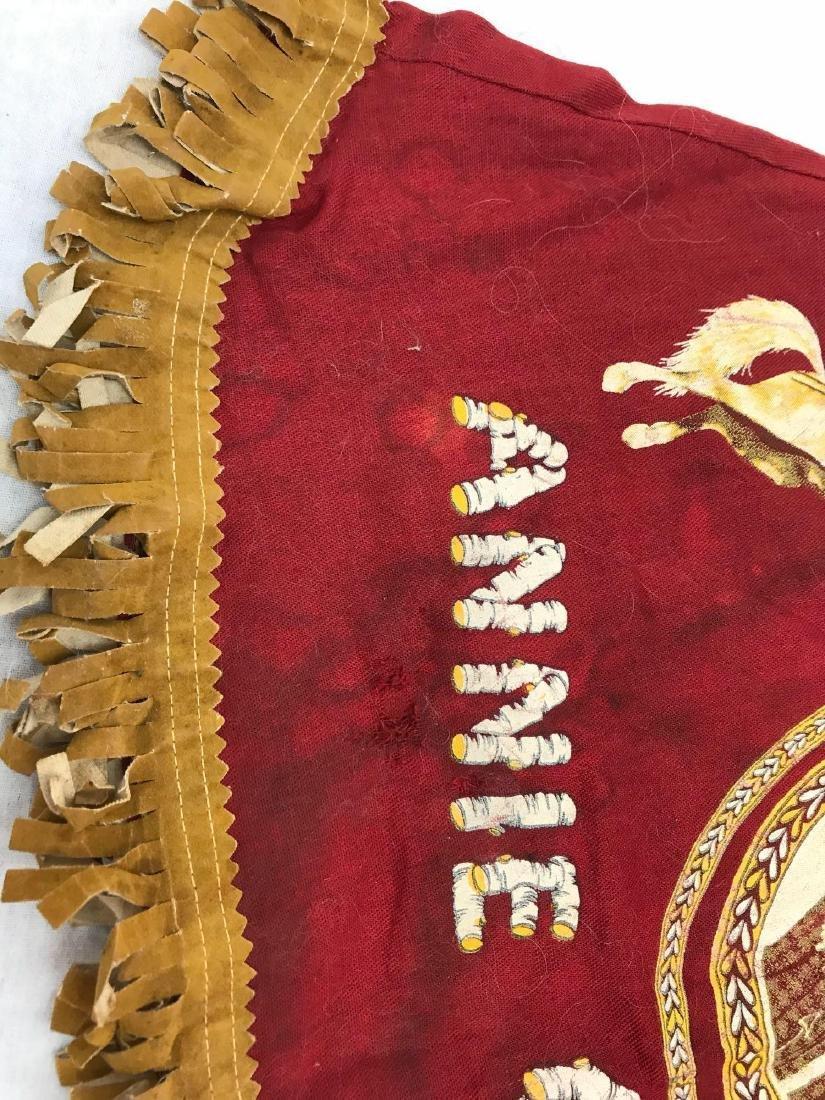 1950's Annie Oakley Costume Skirt - 9