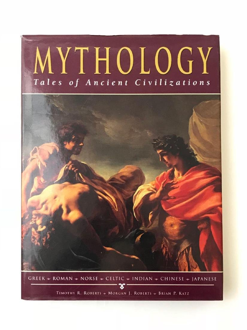 Mythology Tales Of Ancient Civilizations