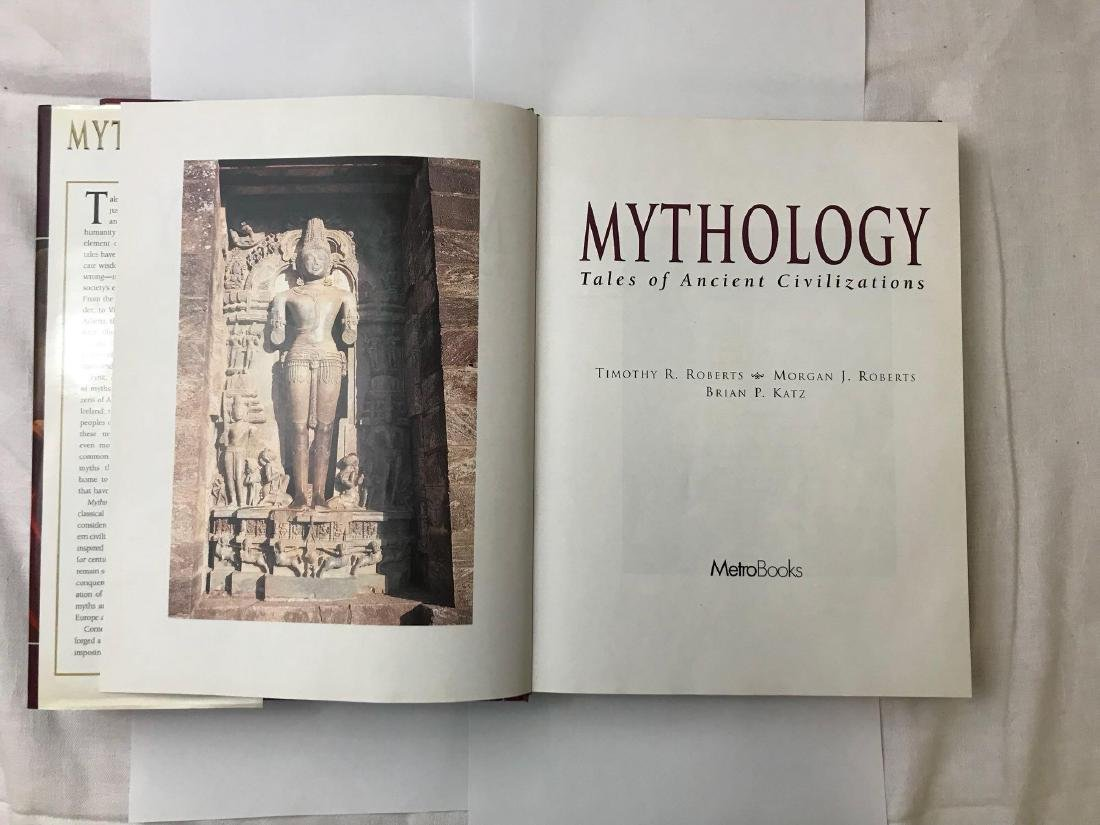 Mythology Tales Of Ancient Civilizations - 3