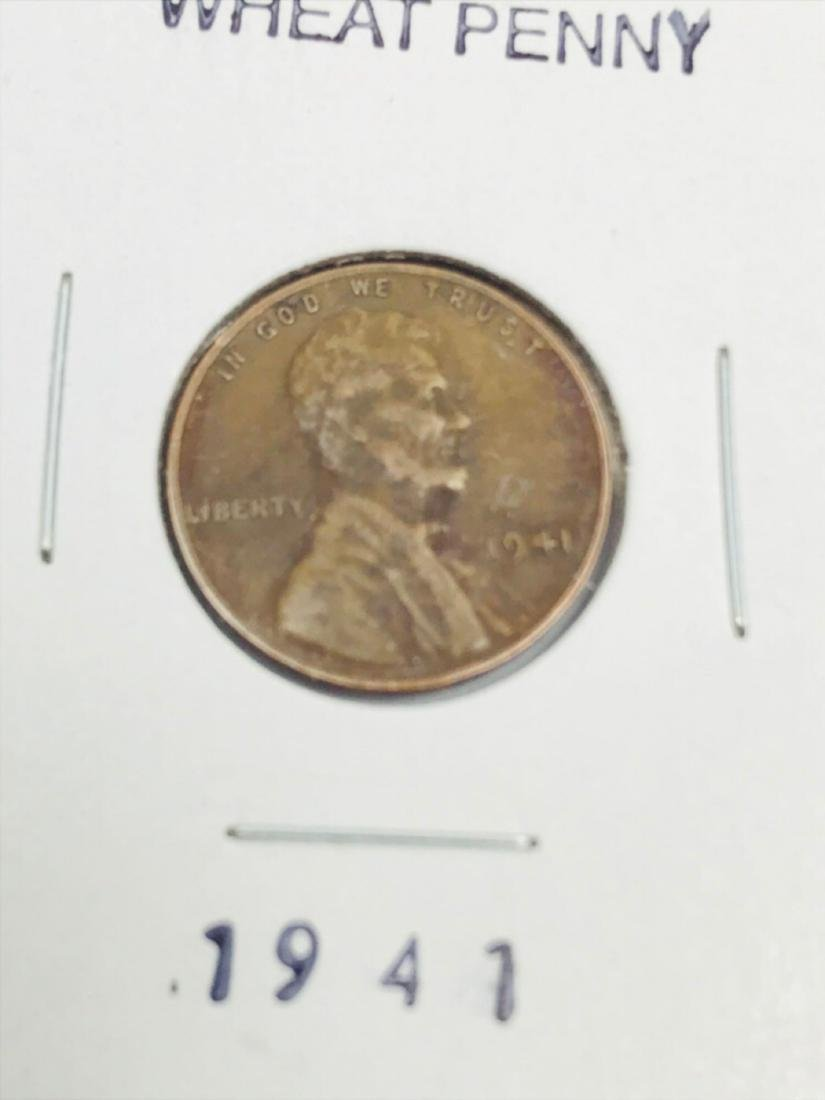8 Collectible Lincoln Wheat Penny - 3