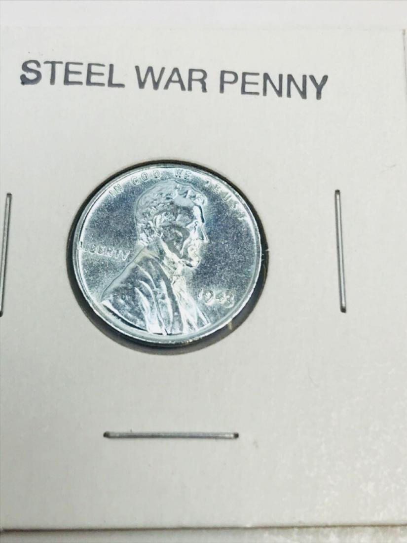 8 Collectible Lincoln Wheat Penny - 5