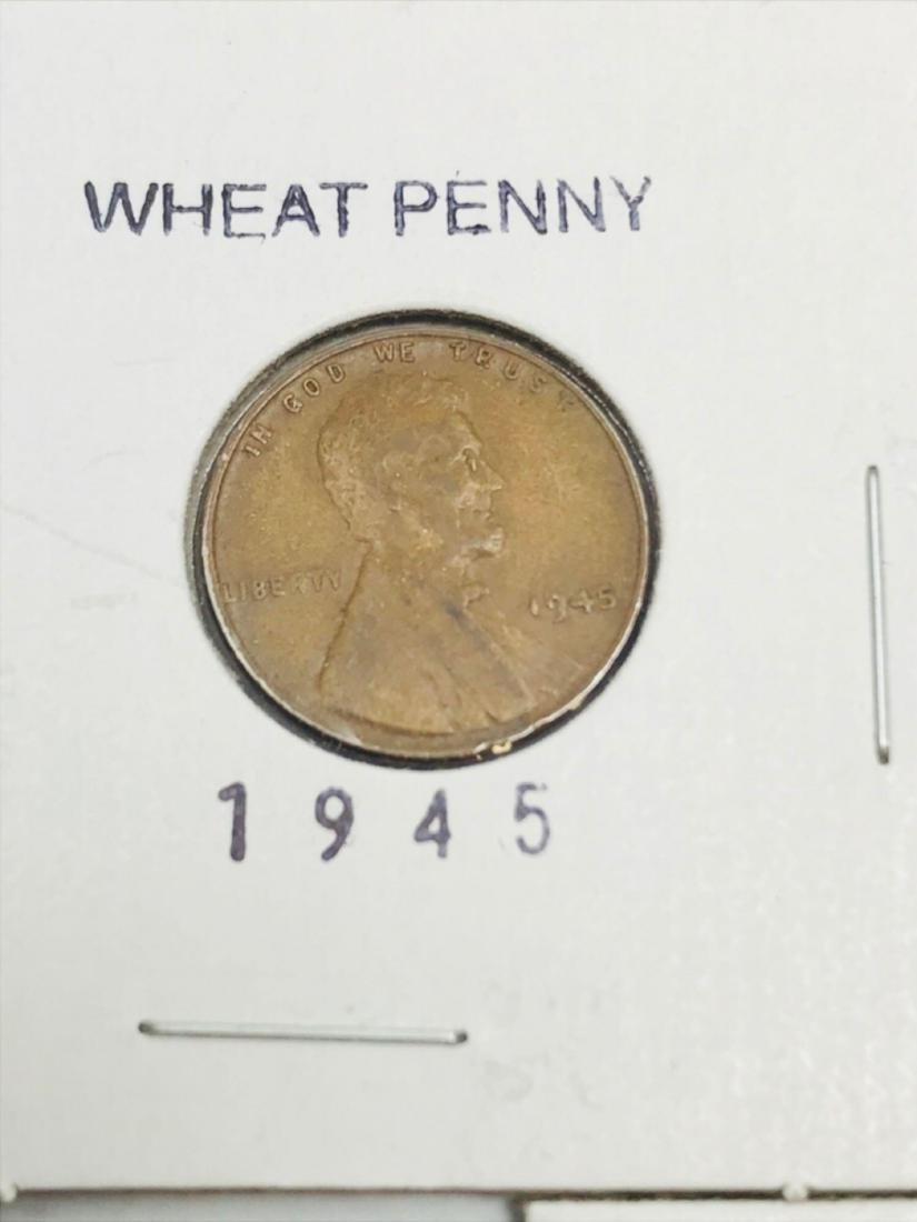 8 Collectible Lincoln Wheat Penny - 7