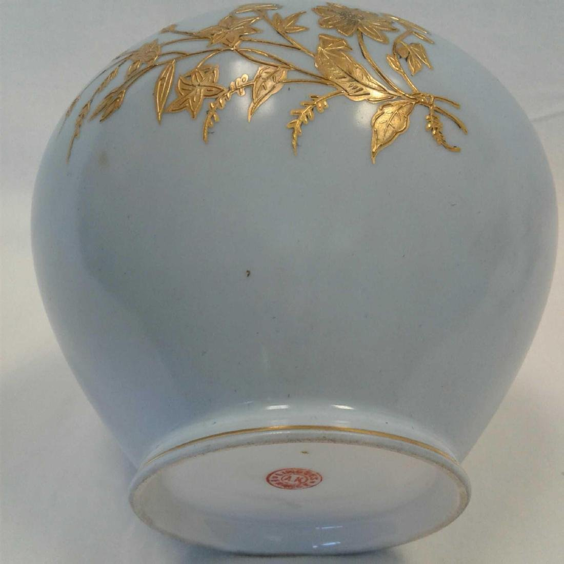 Limoges Tobacco Snuff Jar - 10