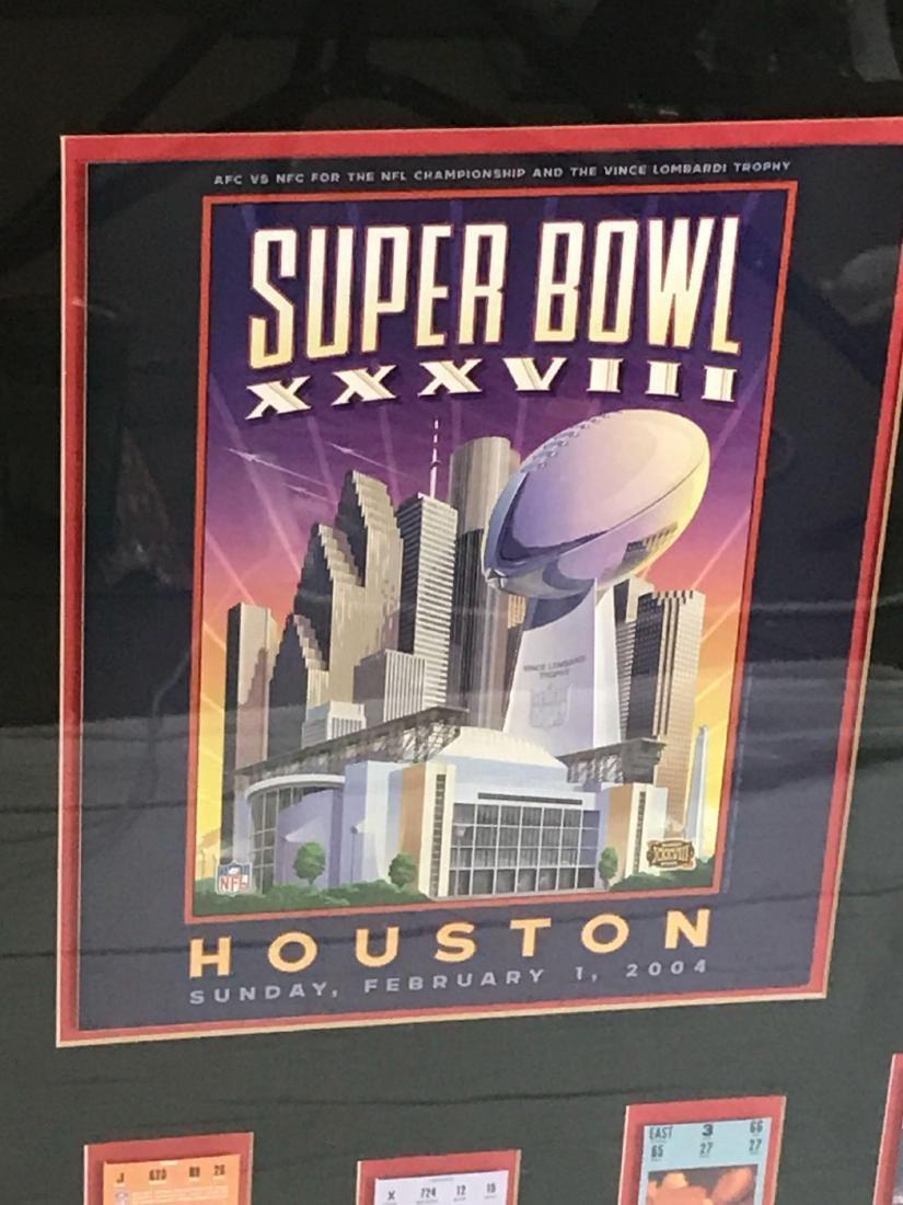 Incredible Collection of Super Bowl Memorabilia, - 5
