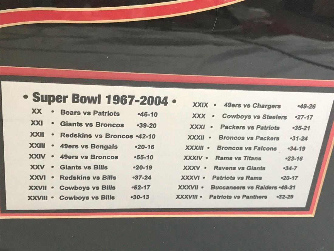Incredible Collection of Super Bowl Memorabilia, - 7