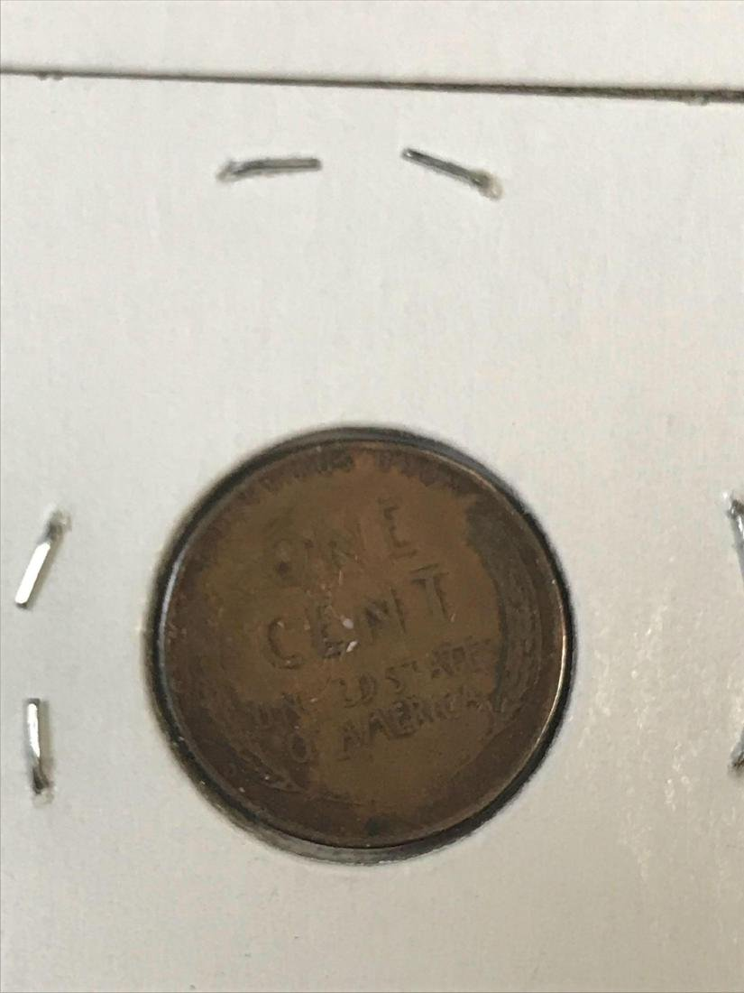6 Small Cent Lincoln Wheat Penny - 9