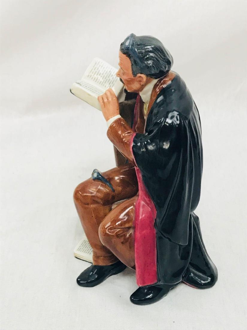 The Professor vintage Royal Doulton Figurine Pristine - 3