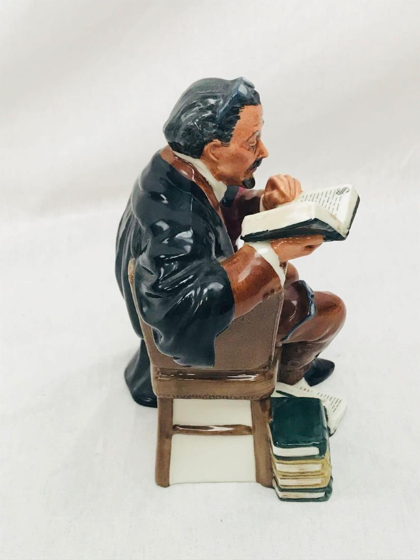 The Professor vintage Royal Doulton Figurine Pristine - 5