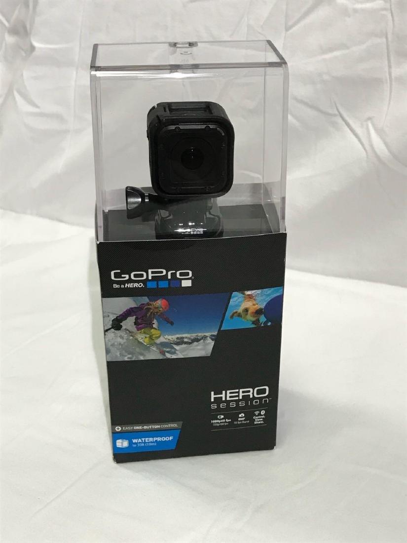 Go-Pro Hero Session HD 1080p Camera - 2