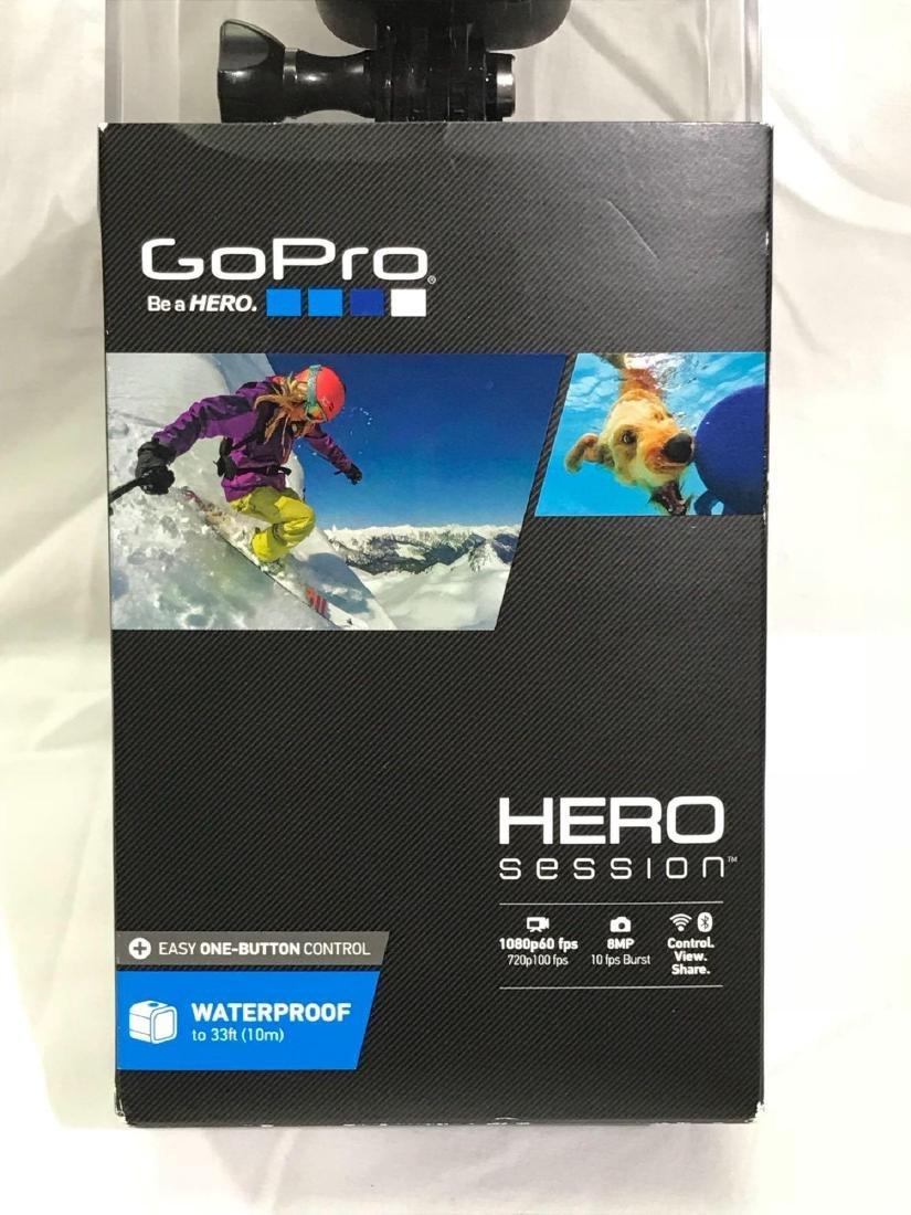 Go-Pro Hero Session HD 1080p Camera - 5