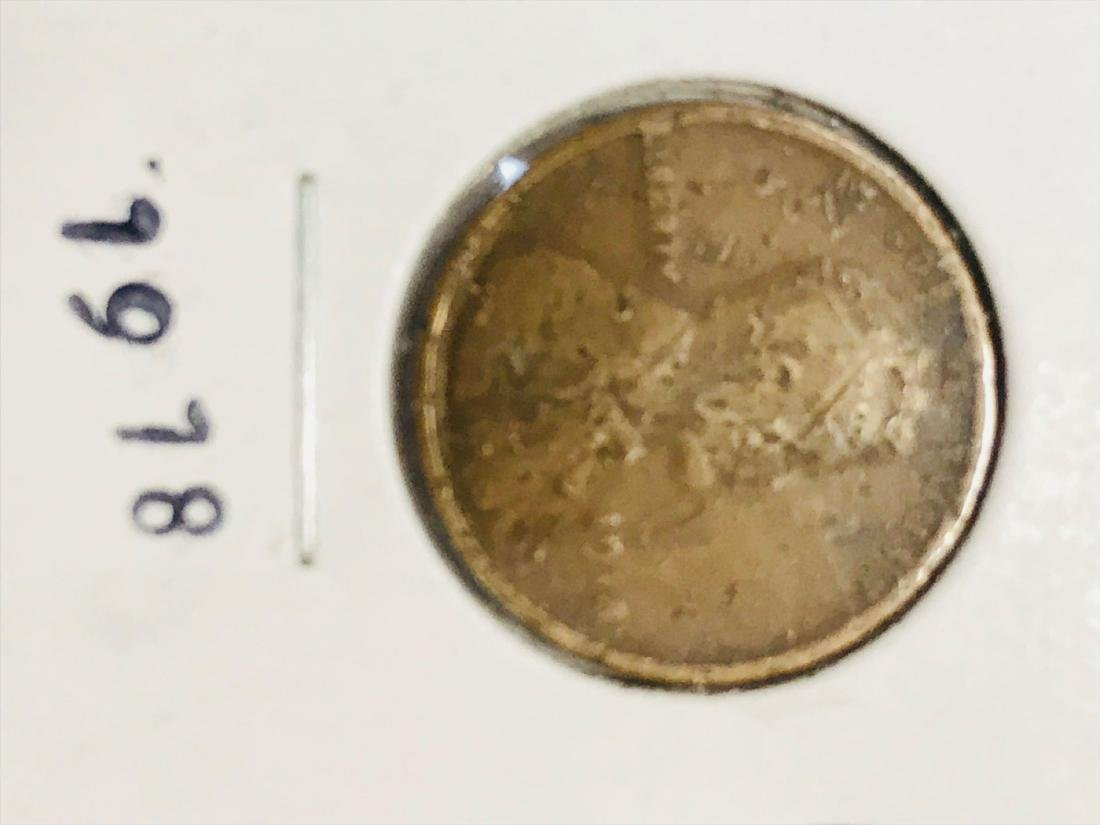 6 Small Cent Lincoln Wheat Penny - 3