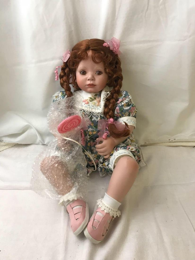 "2002 Marie Osmond ""Lolli"" Porcelain Doll"
