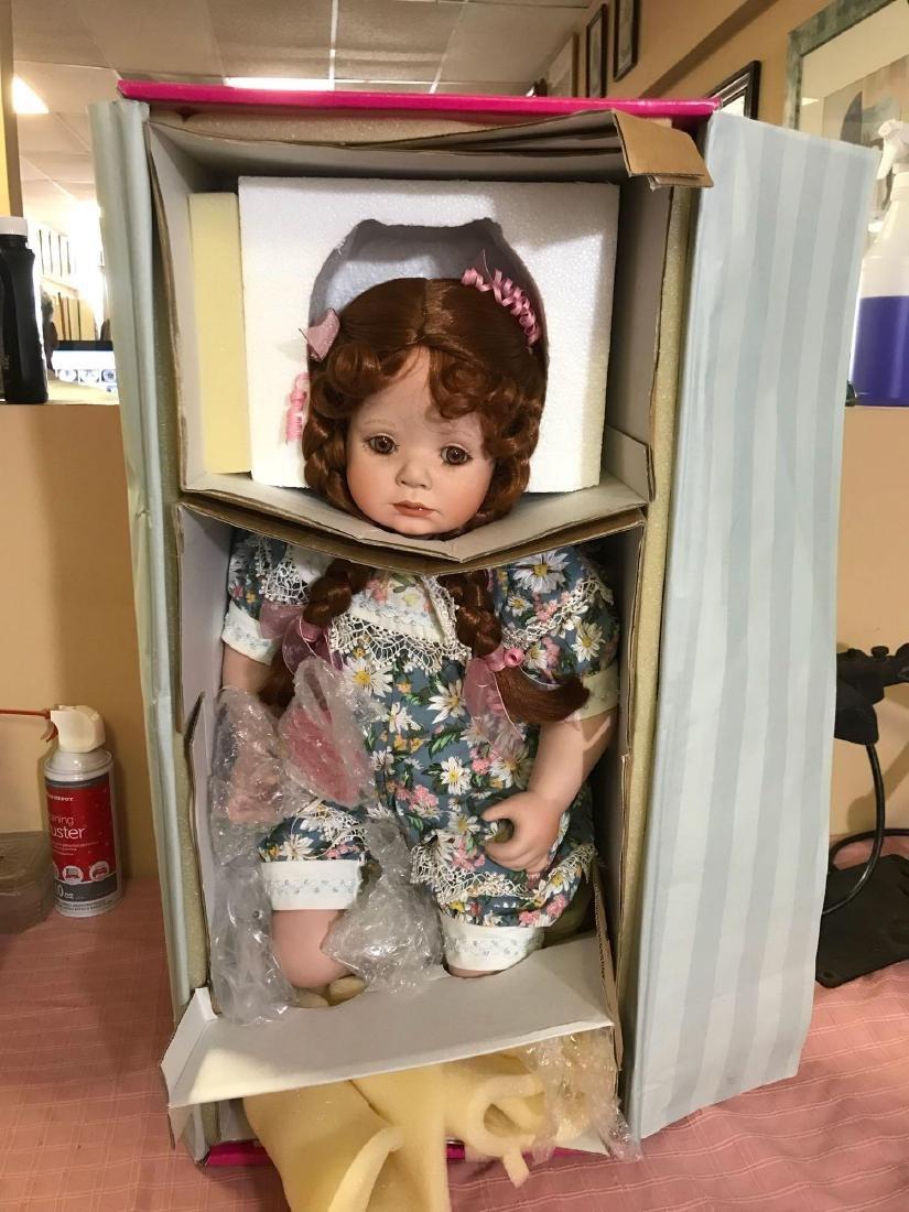 "2002 Marie Osmond ""Lolli"" Porcelain Doll - 2"