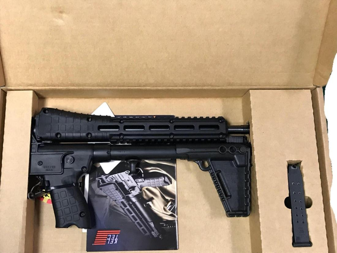 .40 Caliber Kel Tec Sub 2000 Folding Rifle New