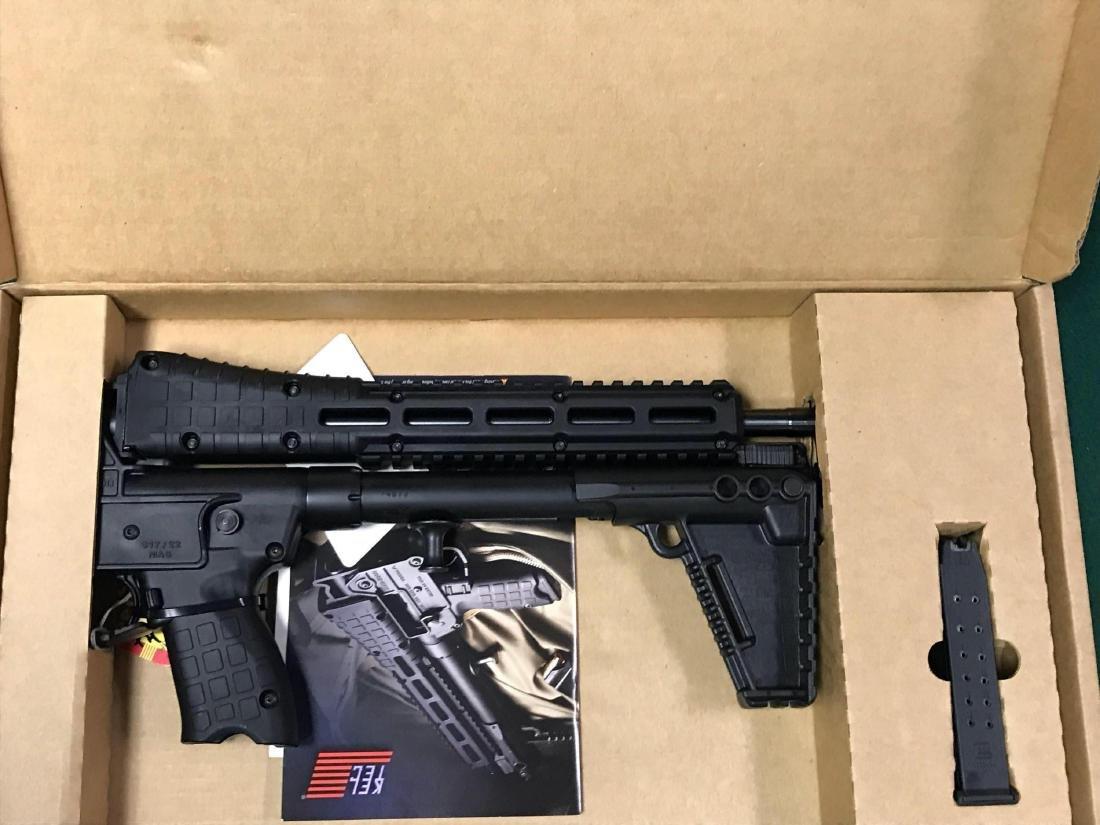 .40 Caliber Kel Tec Sub 2000 Folding Rifle New - 5