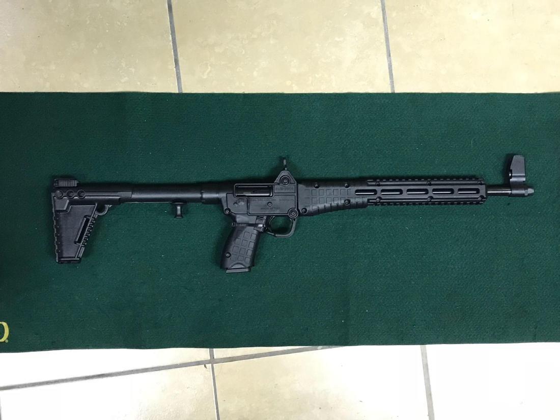 .40 Caliber Kel Tec Sub 2000 Folding Rifle New - 7