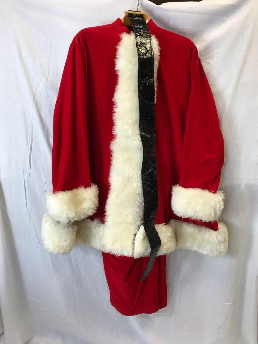 Vintage Santa Claus Suit - 2
