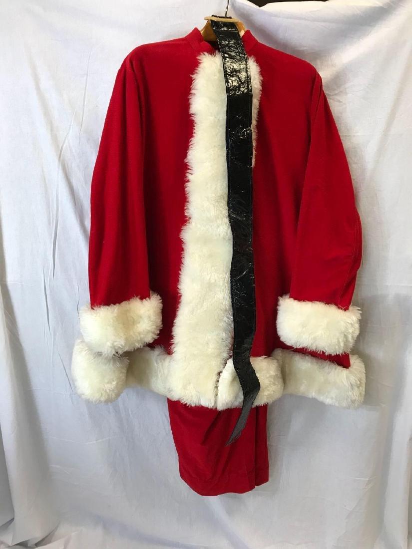Vintage Santa Claus Suit - 3