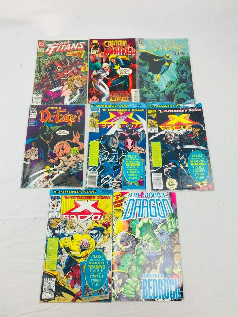 39 Vintage Comic Books Marvel DC Spiderman - 7